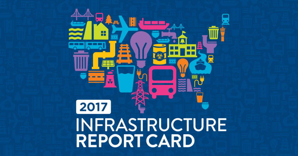 americas-aging-infrastructure-report-card